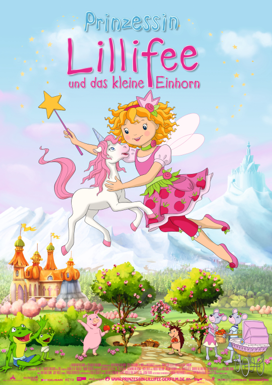 Prinzessin Lillifee Einhorn