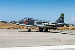 Ein russischer Kampfjet, © Mil.ru, Wikimedia, CC BY 4.0