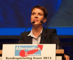 AfD-Politikerin Frauke Petry, © Olaf Kosinsky, Wikimedia, CC BY-SA 3.0 de