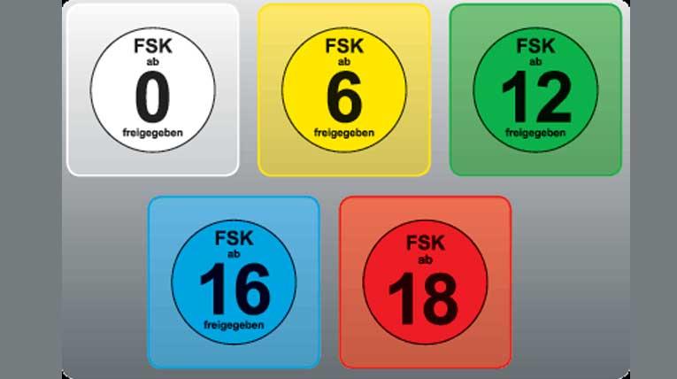 © Freiwillige Selbstkontrolle der Filmwirtschaft, Wikimedia CC0