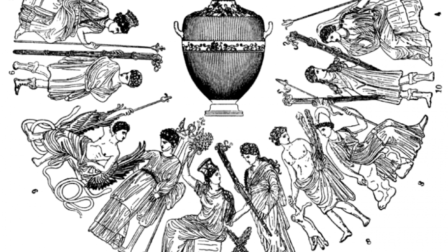 Griechische Mythologie Entstehung Der Gotter Kindersache
