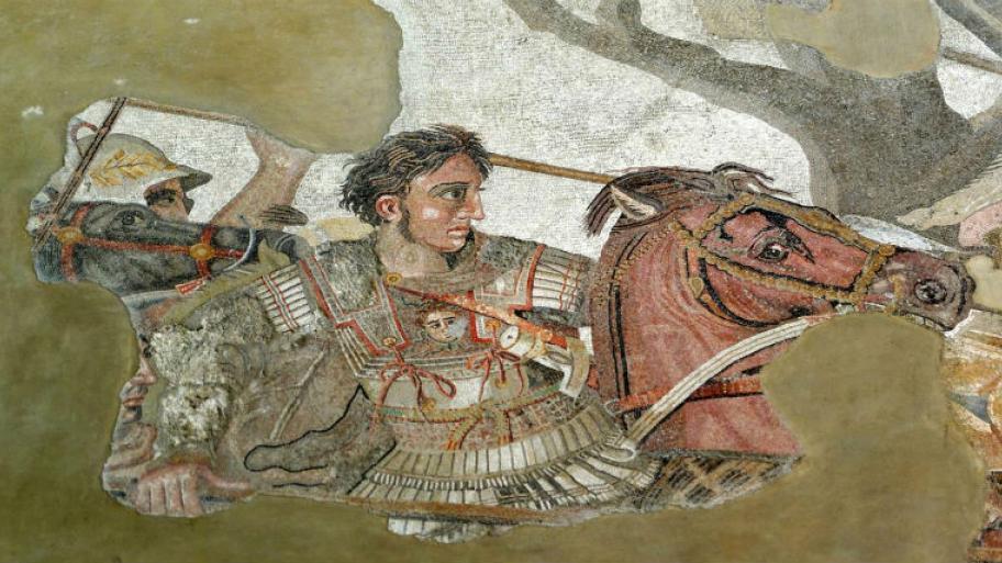 Steckbrief: Alexander der Große | kindersache