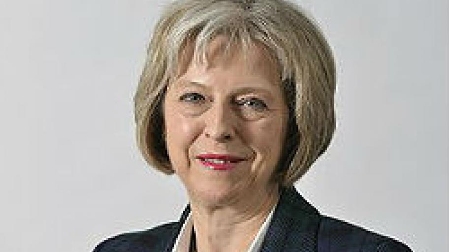 © Theresa May, by UK Home Office, wikimedia, CC BY 2.0