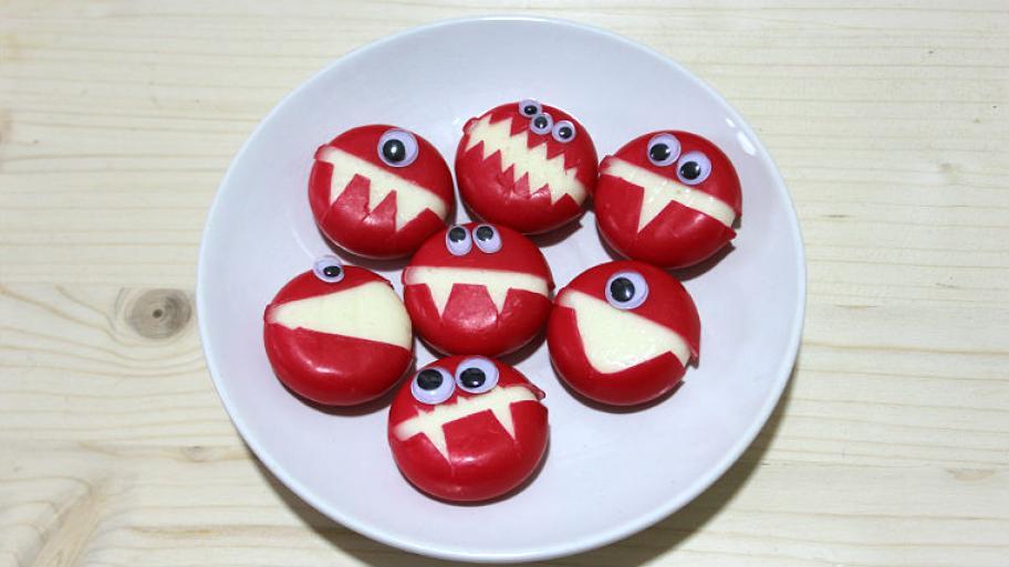 Käse Monster Für Deine Halloween Party Kindersache