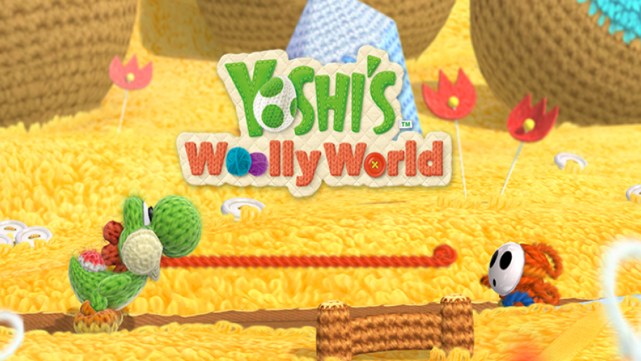© Yoshis Woolly World, Nintendo
