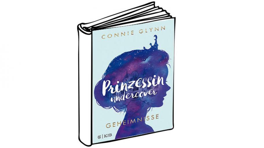 Prinzessin Undercover- Geheimnisse, Cover.