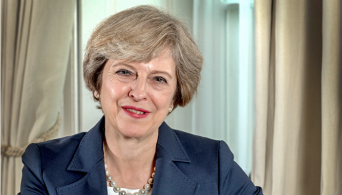 Premierministerin Theresa May.