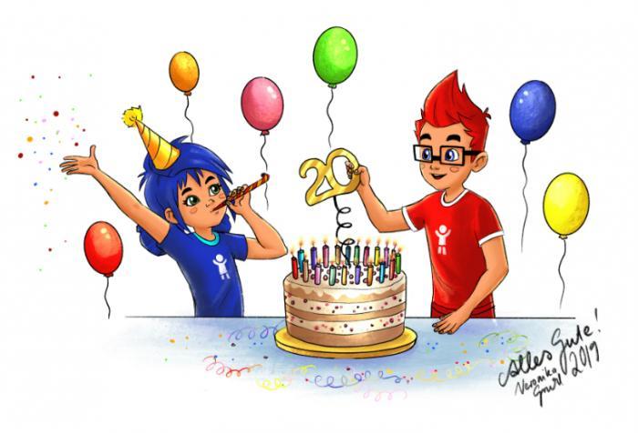 Glückwünsche Zum Geburtstag Kindersache